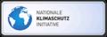 Nationale Klimaschutzinitiative Logo